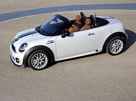 Mini Roadster: Bez střechy dražší jen o 35 tisíc Kč