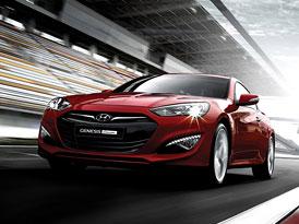 Hyundai Genesis Coupé (2012): Další fotografie faceliftu