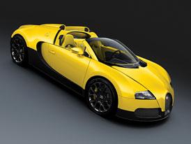 Bugatti Veyron 16.4 Grand Sport: T�i targy pro Dubaj