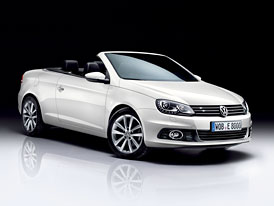 VW Eos Black Style Premium: Kupé-kabrio jako bikolor