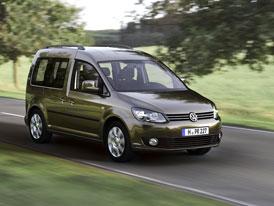 Volkswagen: Nárůst prodeje užitkových vozů