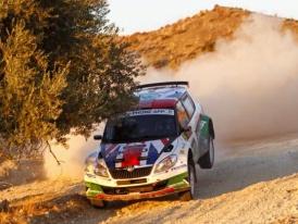 IRC Kyperská Rally 2011 – Mikkelsen druhou výhrou získal titul šampióna IRC (+ fotogalerie)