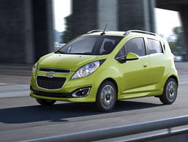 Chevrolet Spark míří na americký trh