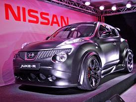 Nissan Juke-R: Prvn� statick� dojmy