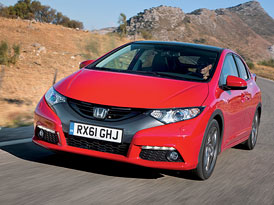 Honda Civic Type-R (9G): Konec atmosfér, turbo přijde v roce 2013