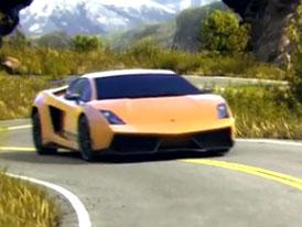 Lamborghini Gallardo Superleggera: 3D animace z českých rukou