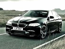 BMW M5: Poslouchejte zvuk nov�ho osmiv�lce