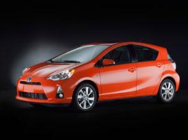 Toyota Prius C: Hybrid velikosti Yarisu (video)