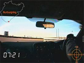 Nissan: Video s rekordn� j�zdou GT-R na N�rburgringu nen� ofici�ln�
