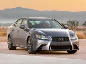 Lexus GS 350 F Sport: Do LA míří i sportovní nehybrid