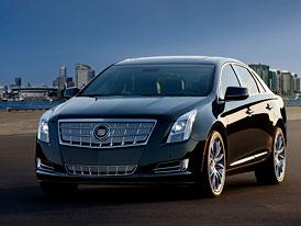 Cadillac XTS dostane Haldex, šestiválec 3,6 l a Magnetic Ride