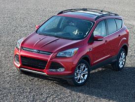Ford Escape: Americká Kuga II