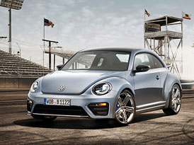 Volkswagen Beetle R Concept: Superbrouk se objevil v Americe