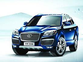 Hawtai B35 Bao Li Ge: Čínská kopie Cayenne jde do výroby