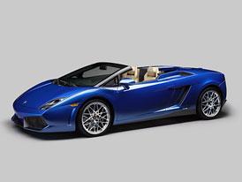 Lamborghini Gallardo LP550-2 Spyder: Bez střechy i bez 4x4