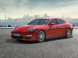 Porsche Panamera GTS: Dobrá atmosféra zapadne mezi S a Turbo