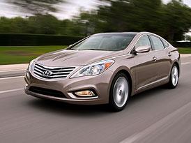 Hyundai Azera 3,3 GDI (218 kW): Korejský komfort pro chudší Američany