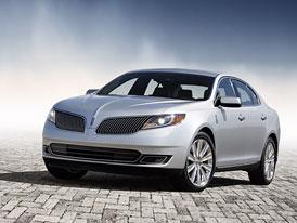 Lincoln MKS: Nový design a technika pro rok 2013