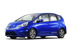 Honda Fit EV: První zákazníci v USA se dočkají v létě 2012