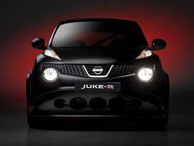 Nissan Juke-R: Oficiální fotografie