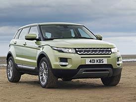 Range Rover Evoque: Představujeme