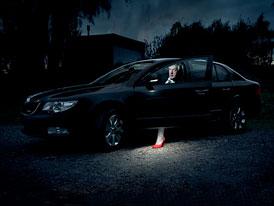 Škoda Superb: Peprná reklama na sedan pro pány v nejlepších letech