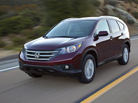 Video: Honda CR-V � V�echna proveden� nov�ho SUV