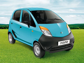 Tata Nano (2012): Vy��� v�kon, vy��� standard