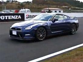 Nissan GT-R (2012): Zrychlení 0-100 km/h za 2,84 s (video)