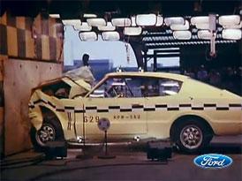 Ford: Historie bariérových zkoušek (video)