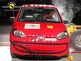 Euro NCAP 2011: SEAT Mii, Škoda Citigo a VW Up! – Pět hvězd pro koncernová trojčata
