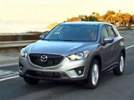 Video: Mazda CX-5 – Skyactiv a Kodo v praxi