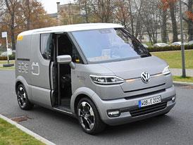 Volkswagen eT!: E.T. se vrátil (nové fotografie)
