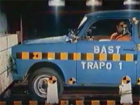 Historie crash-testů: Trabant 601 (video)
