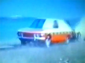 Historie crash-test�: Tatra 613 (video)
