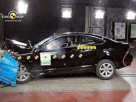 Euro NCAP 2011: Mercedes-Benz C Coupé – Pět hvězd
