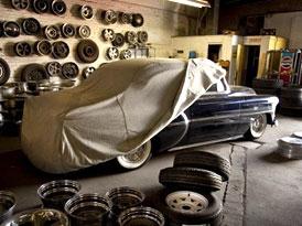 Auto a zima: Kdo nejezdí, měl by auto zazimovat!