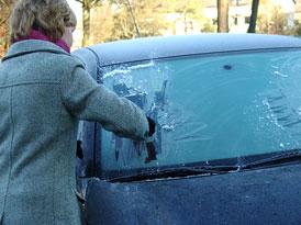 Auto a zima: Zamrzlo mi auto. Co teď?