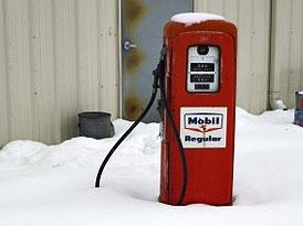 Auto a zima: Paliva aneb Co natankovat v mrazech?