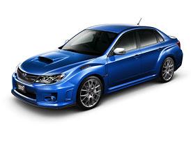 Subaru Impreza WRX STI S206: Ostřejší vzhled a 235 kW pro Japonsko