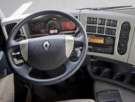 Renault Trucks Optifleet: Monitorování vozového parku