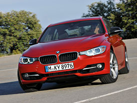 BMW 3 (F30): Ceny na �esk�m trhu od 887.500,- K�, nov� verze 320i, 316d a 318d
