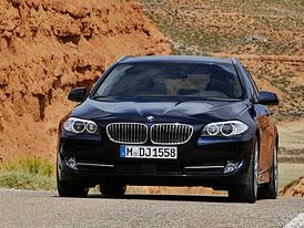 Český trh v říjnu 2011: Ve vyšší střední drží BMW 32,2 % a Audi 31,1 % trhu