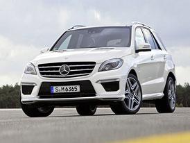 Video: Mercedes-Benz ML63 AMG � Prohl�dka exteri�ru i interi�ru