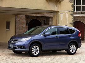 Honda CR-V na japonském trhu: Nové fotografie