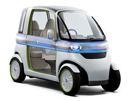 Daihatsu Pico: Dvoumístný koncept s peprným jménem