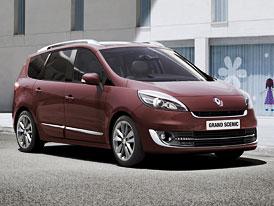 Renault Scénic (2012): První facelift a nové motory