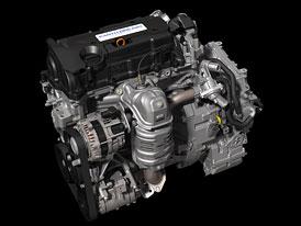 Honda Earth Dreams Technology: Honda chce mít nejúspornější motory
