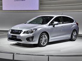Subaru Impreza Sport a Impreza G4: Nová generace v civilu