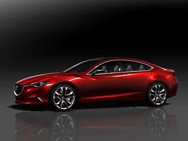 Mazda Takeri: Předskokan nové šestky v Tokiu